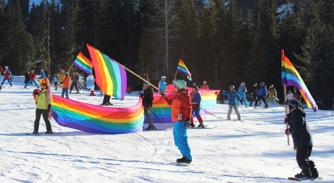 Bc gay ski week whistler